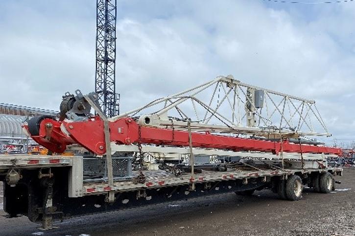 flatbed haulage canada