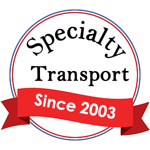 specialty transport since 2003